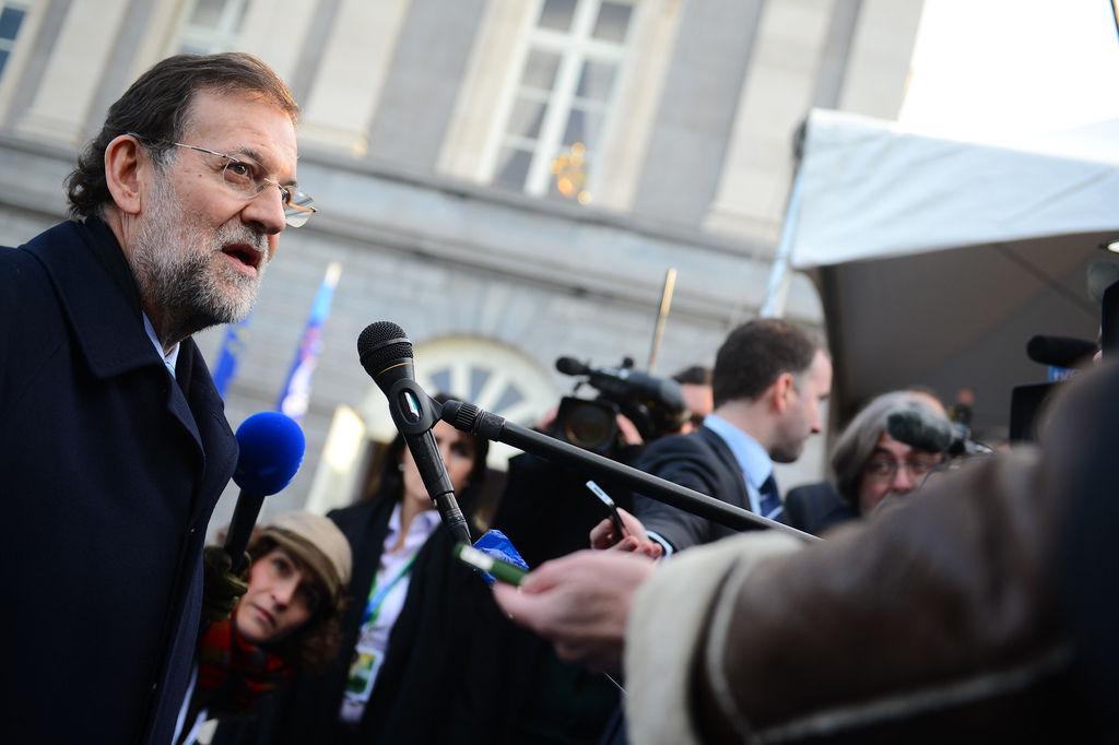 Premier Hiszpanii Mariano Rajoy, źródło Flickr