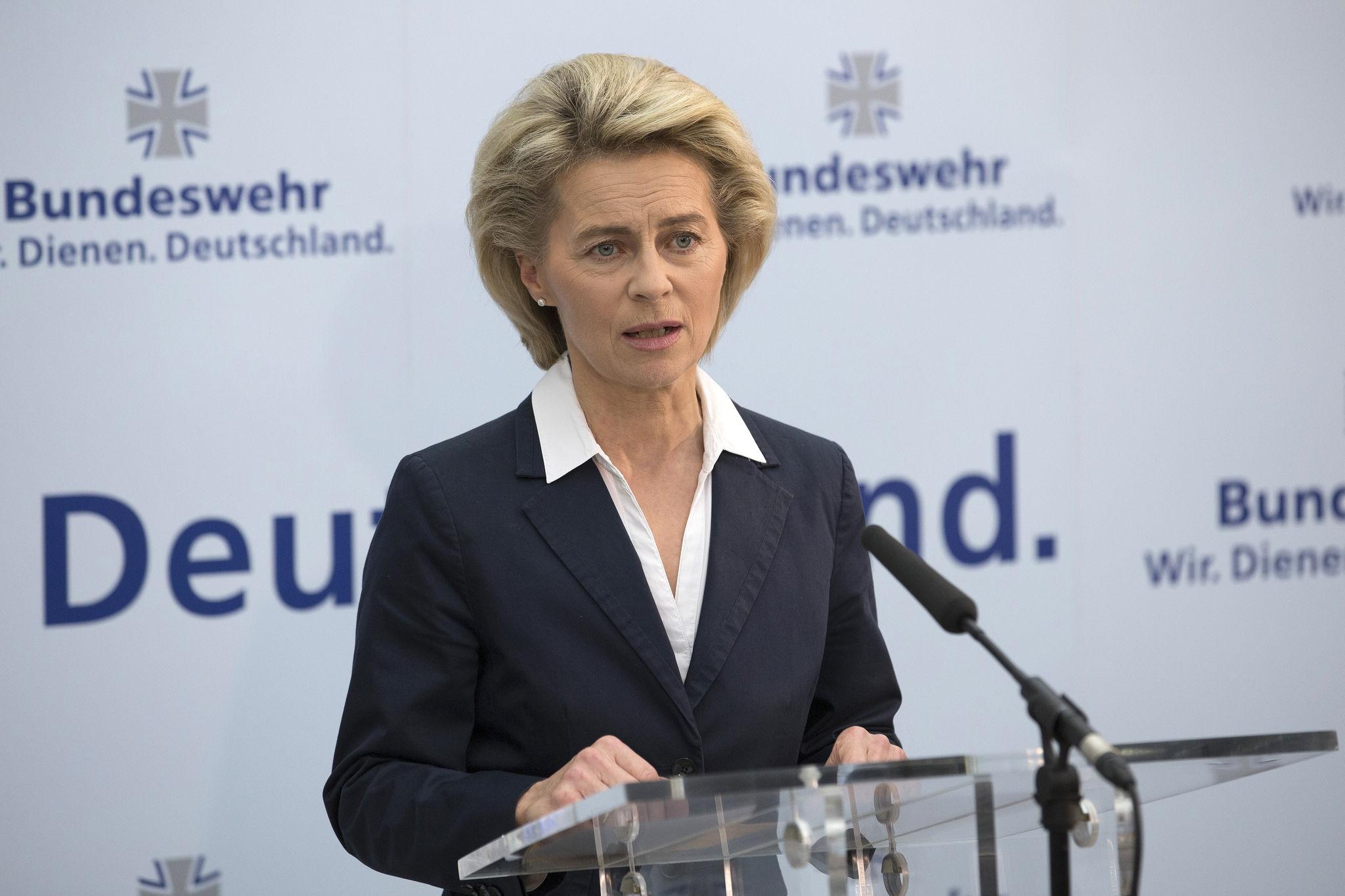 Ursula van der Leyen,