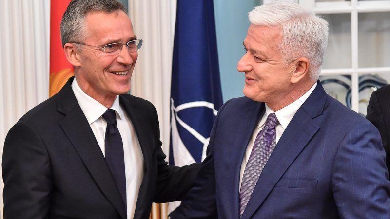 Czarnogóra w NATO