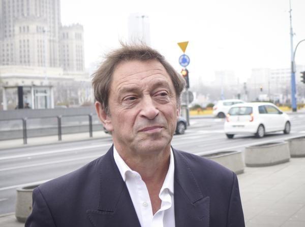 Guy Standing w Warszawie