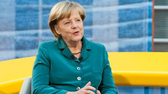 Angela Merkel w programie Forum Politik, PHOENIX, ARD, 14.08.2017