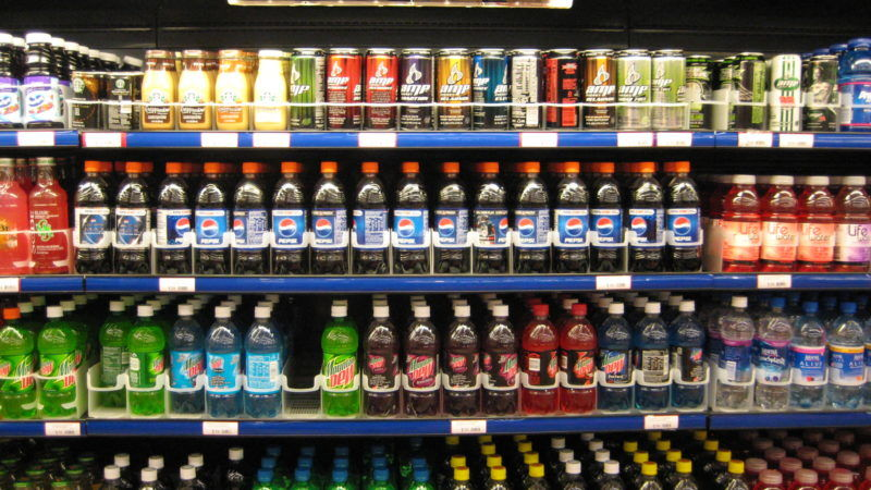 Słodkie napoje, źródło: Wikipedia