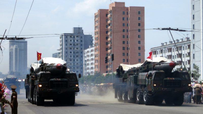 Północnokoreańskie rakiety balistyczne, źródło Wikipedia