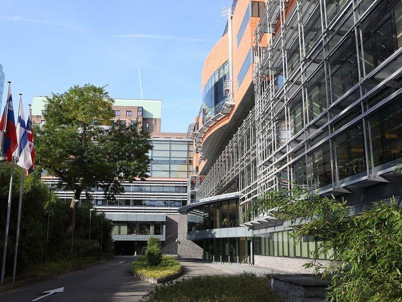 Siedziba Europejskiego Komitetu Regionów w Brukseli, źródło Wikipedia
