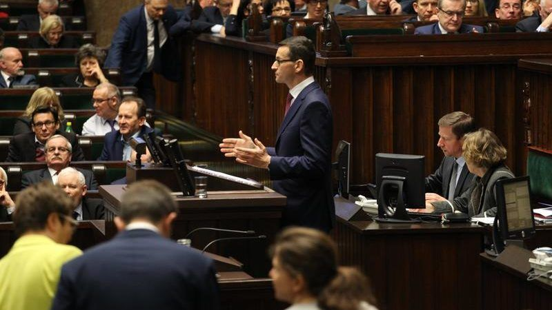 Premier Morawiecki - expose, źródło: http://wysokienapiecie.pl/rynek/2763-co-premier-morawiecki-zapowiedzial-dla-energetyki.html#dalej