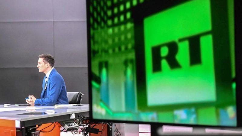 Russia Today, źródło: http://wyborcza.pl/7,75399,22779250,rosyjska-propaganda-umacnia-sie-nad-sekwana.html